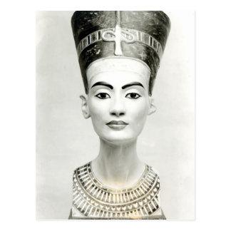 Fehlschlag der Königin Nefertiti Postkarte