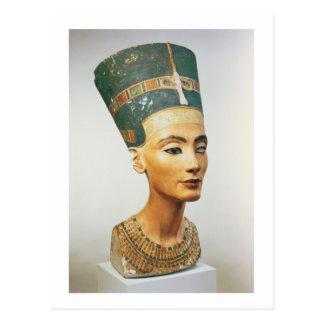 Fehlschlag der Königin Nefertiti, vom Studio des Postkarte