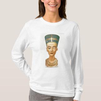 Fehlschlag der Königin Nefertiti, Vorderansicht, T-Shirt