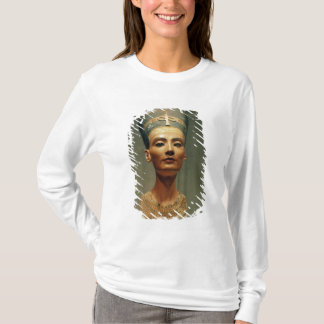 Fehlschlag der Königin Nefertiti, Vorderansicht T-Shirt