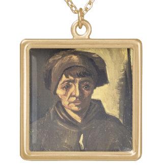 Fehlschlag Vincent van Goghs | eines Bauers, 1884 Vergoldete Kette