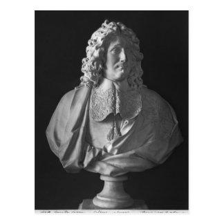 Fehlschlag von Jean-Baptiste Colbert de Torcy Postkarte