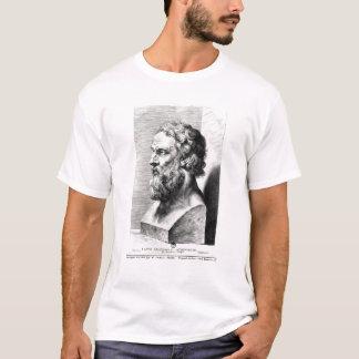 Fehlschlag von Plato gravierte durch Lucas Emil T-Shirt