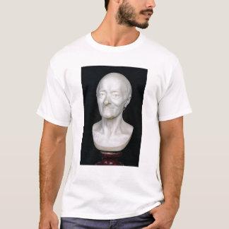 Fehlschlag von Voltaire ohne seine Perücke, 1778 T-Shirt