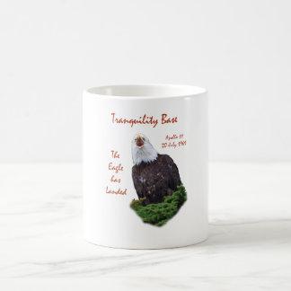 Feier Apollo 11 Kaffeetasse