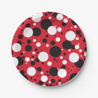 Feier-Herr u. Frau Mouse Party Plates Pappteller