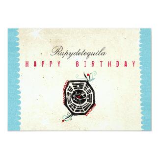 Feier-Party-Einladung 2011 12,7 X 17,8 Cm Einladungskarte