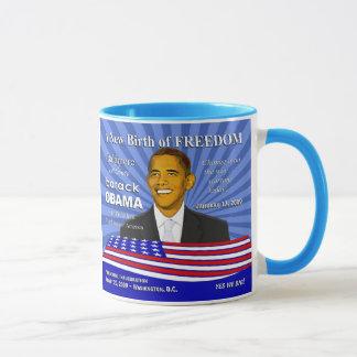Feier-Tasse Obama Baltimore Maryland Tasse