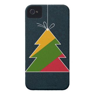 Feierlicher Baum iPhone 4 Hüllen