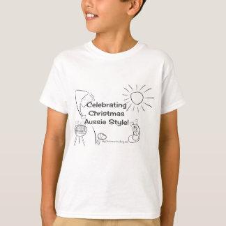 Feiern des australischen T-Shirt