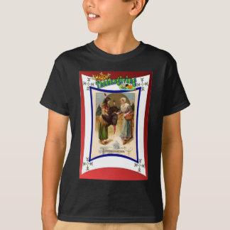 Feiern des Erntedanks T-Shirt