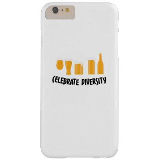Feiern Sie Bier-Diversity-lustige Barely There iPhone 6 Plus Hülle