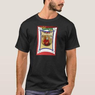 Feiern Sie einen Vintagen Erntedank T-Shirt