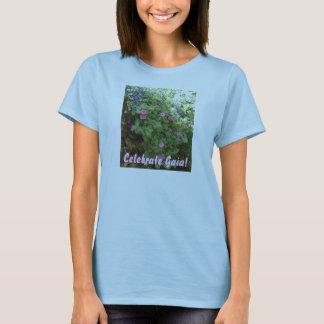 Feiern Sie Gaia T-Shirt