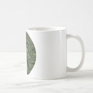 """feiern Sie """"Grün """" Kaffeetasse"""