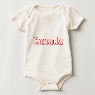 Feiern Sie Kanada-Tag Baby Strampler