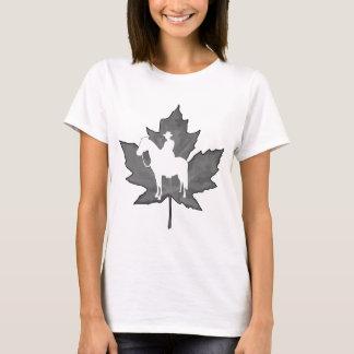 Feiern Sie Kanada-Tag T-Shirt