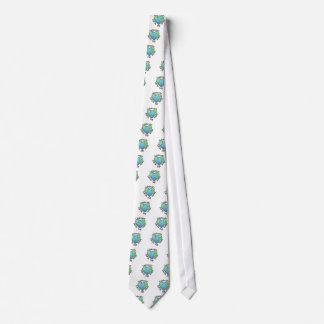 Feiern Sie Tag der Erde 2009 Bedruckte Krawatten