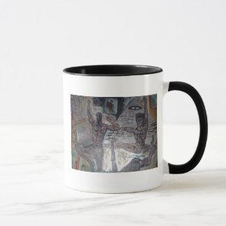 Feiern Sie Tasse