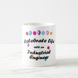 Feiern Sie Wirtschaftsingenieur Kaffeetasse