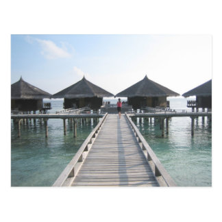 Feiertag in Malediven Postkarten