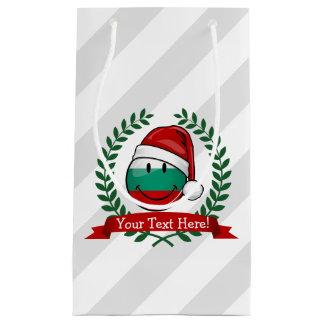Feiertags-Art-Bulgare-Flagge Kleine Geschenktüte