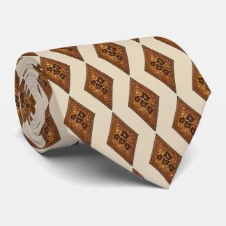 Feiertags-Backen-Zimt-Sand-scharfes Krawatte