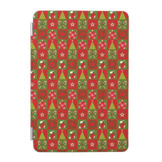 Feiertags-dekorative Quadrate iPad Mini Hülle