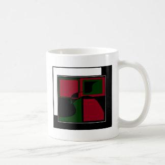 Feiertags-Entwurf Kaffeetasse