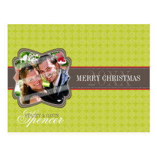 FEIERTAGS-FOTO-POSTKARTE:: decorativeband 3L Postkarte