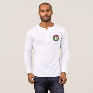 Feiertags-FriedensKranz T-Shirt