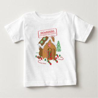 Feiertags-Hamsterer Baby T-shirt