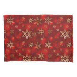 Feiertags-Schneeflocke-Kissen-Kasten Kissenbezug
