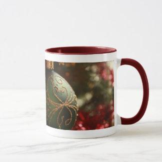 Feiertags-Verzierungs-Tasse Tasse