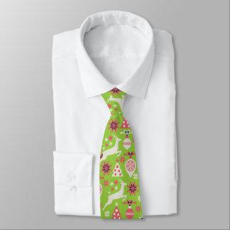 Feiertags-Weihnachtsbäume, Rene, Verzierungen Krawatten