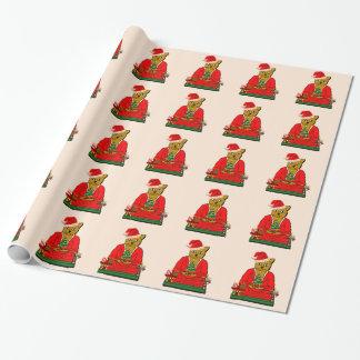 Feiertagsbuddha-Packpapier Geschenkpapier