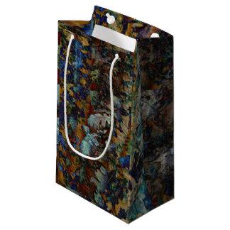 Feine Kunst verlässt Geschenk-Tasche Kleine Geschenktüte