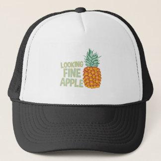 Feines Apple Truckerkappe