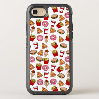 Feinschmecker gemustert OtterBox symmetry iPhone 8/7 hülle