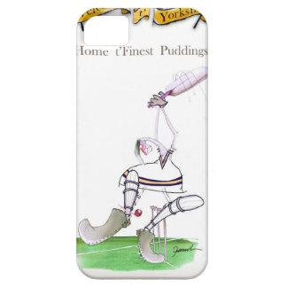 Feinster Puddings Liebe-Yorkshire-Krickets ' Etui Fürs iPhone 5
