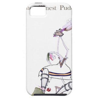 Feinster Puddings Liebe-Yorkshire-Krickets ' iPhone 5 Schutzhüllen