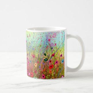 Feld-Blumen Kaffeetasse