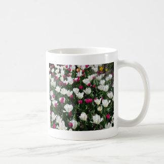 Feld der Blumen Kaffeetasse