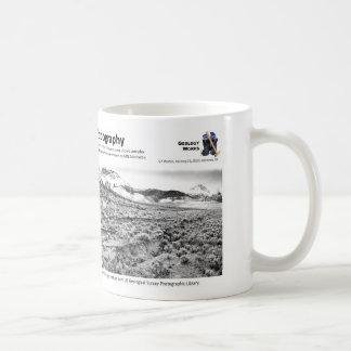 Feld-Geologie I - Neotectonics und Topographie Kaffeetasse
