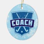 Feld-Hockey-Zug-Weihnachtsbaum-Dekoration Weihnachtsornament