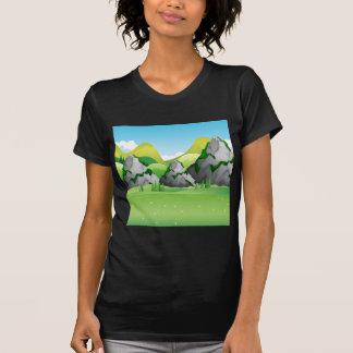 Feld T-Shirt