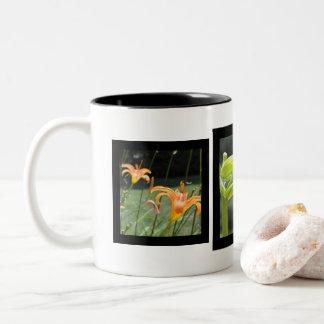 Feld-Tasse Zweifarbige Tasse