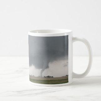 Feld-Tornado Kaffeetasse