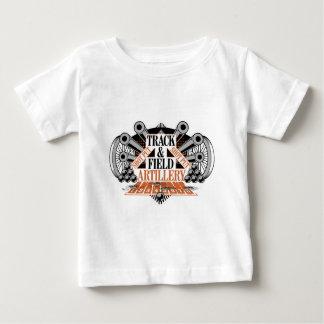 Feldartillerie der Bahn n Baby T-shirt