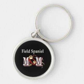Feldspaniel-Mamma-Geschenke Schlüsselanhänger